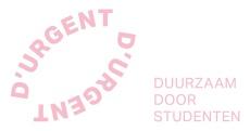 Logo baseline D'URGENT-roos